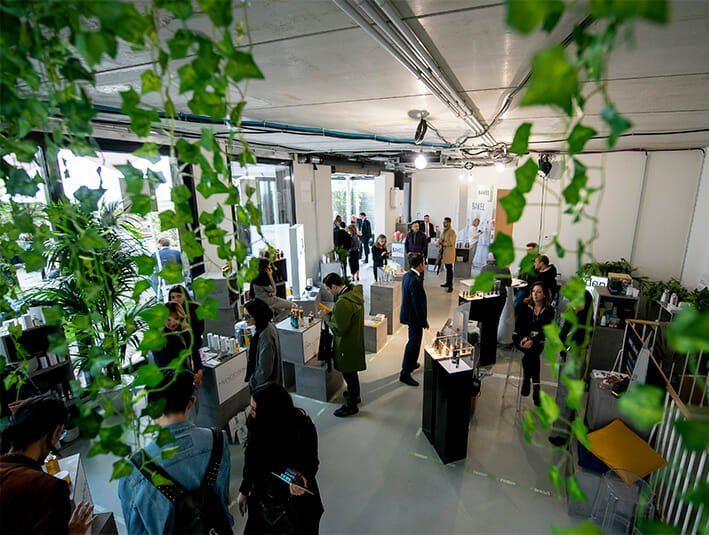 A huge success for the international events dedicated to artistic perfumery and indie cosmetics